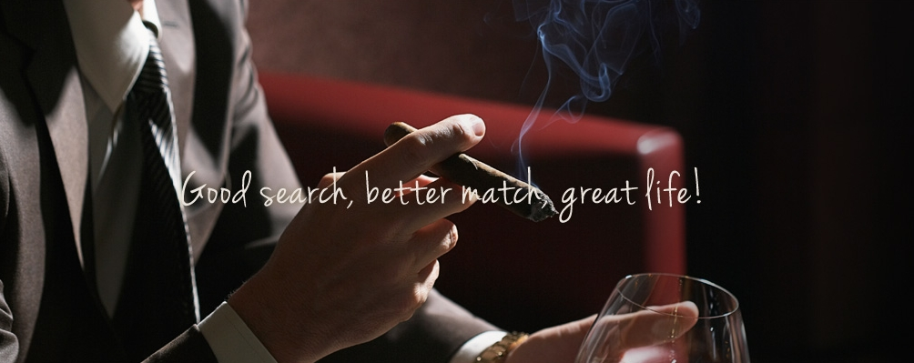 Good search, better match, great life!